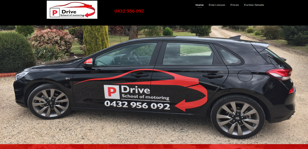PDrive School of motoring